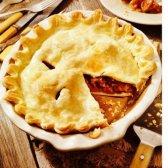 Caramelo torta de maçã [receita]